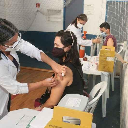 Profissionais da Educação de Caraguatatuba serão vacinados nesta segunda e terça no Cemug