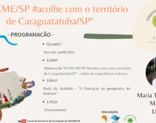 Educação Inclusiva: Caraguatatuba é convidada a partilhar sua experiência em evento estadual