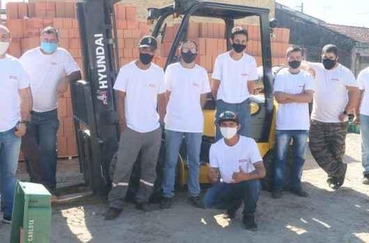 Alunos elogiam curso de Empilhadeira oferecido gratuitamente pelo Fundo Social de Solidariedade de Caraguatatuba e Senai/SJC