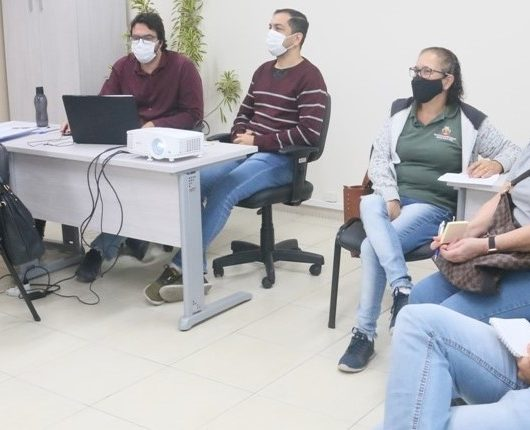 CaraguaPrev capacita servidores dos RHs das secretarias, Fundacc e Câmara para censo previdenciário em julho
