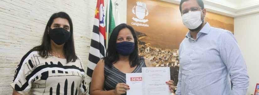Fundo Social de Solidariedade: Alunos do curso Segurança em Altura recebem certificado