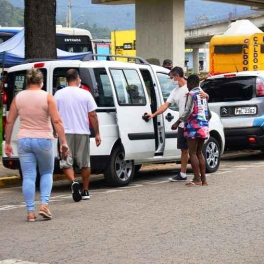 Prefeitura de Caraguatatuba destaca serviço de abordagem para pessoas em situação de rua