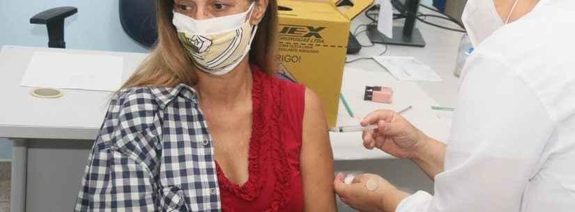 Vacinação Covid: Caraguatatuba recebe novo lote de segunda dose para completar imunização da população