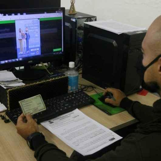 Servidores ativos e inativos devem preencher censo previdenciário do CaraguaPrev até 30 de setembro