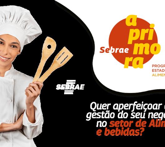 Inscrições gratuitas para Programa Aprimora Alimentos e Bebidas do Sebrae SP