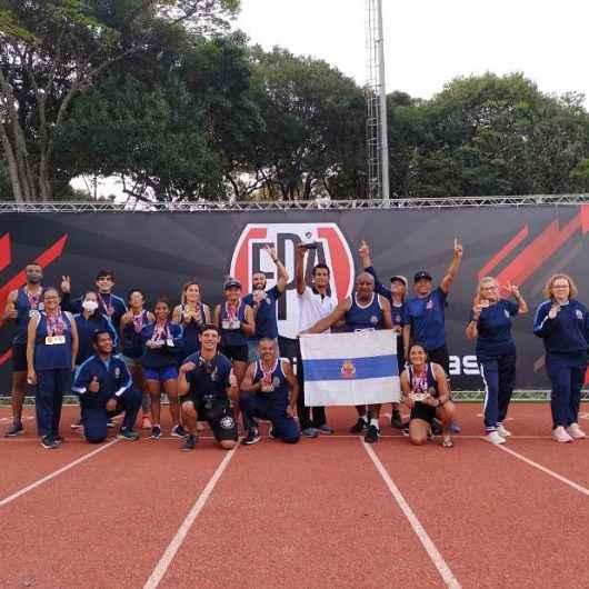 Caraguatatuba conquista 33 medalhas no 53º Campeonato Paulista de Atletismo Master