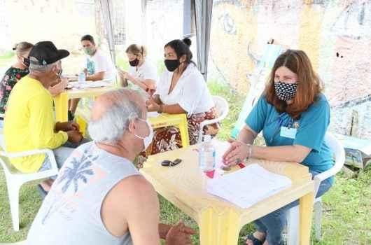 Caraguatatuba retoma Urbanismo Itinerante nesta sexta-feira com Saúde, Polícia Ambiental e Sabesp