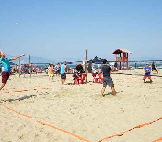 1º Cocanha Open de Beach Tennis consolida Caraguatatuba na modalidade