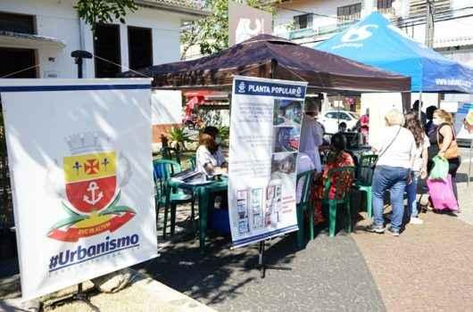 Urbanismo Itinerante leva nutricionista do Banco de Alimentos para o Jardim Gaivotas