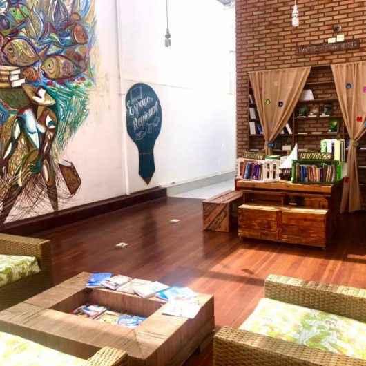 FUNDACC inaugura Espaço Regional para exposição de obras literárias do Litoral Norte