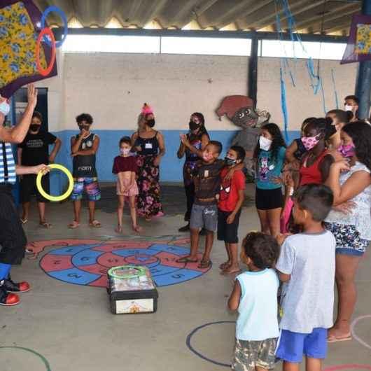 FUNDACC comemora tradicional 'Folclore em Festa' no bairro do Pegorelli
