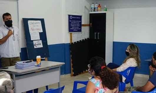 Tem início curso de pedreiro para moradores do Nova Caraguá II