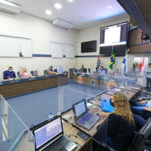 Câmara finaliza discussão pública do PPA 2022-2025 de Caraguatatuba