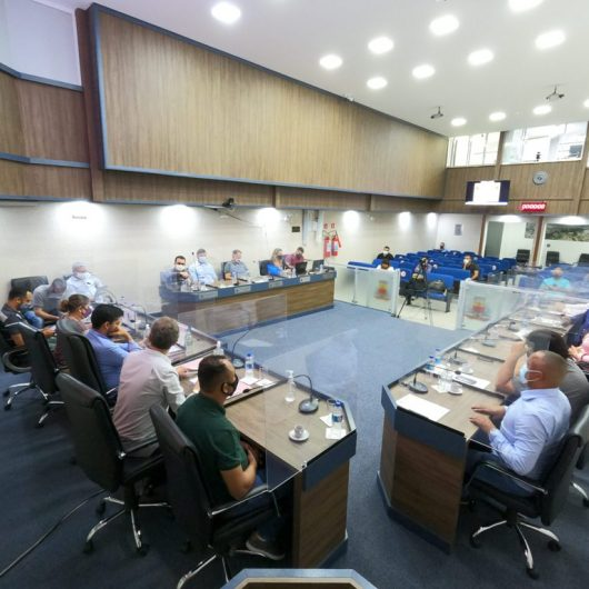 Plano Plurianual 2022-2025 da Prefeitura de Caraguatatuba é aprovado na Câmara