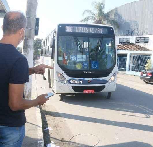 Praiamar registra aumento de 3 mil viagens por mês desde início da intervenção