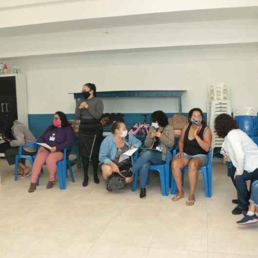 Prefeitura inicia ciclo de palestras para moradores do Nova Caraguá II