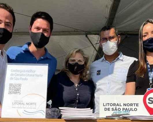 Secretaria de Turismo participa de evento teste em São Paulo e divulga Caraguá A Gosto