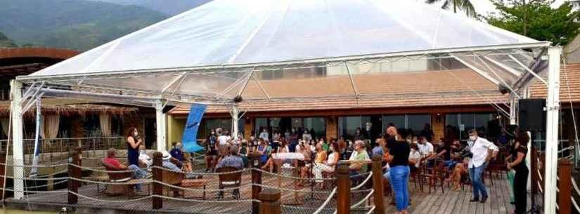 Caraguatatuba participa de encontro com secretários de meio ambiente e assina carta de compromisso em defesa do 'Oceano sem Plástico'