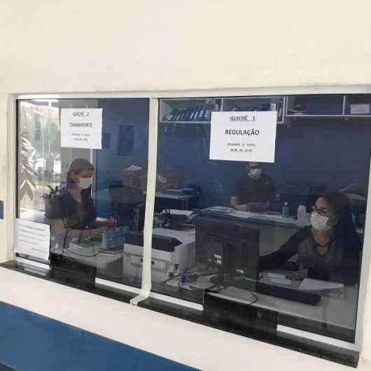 Agendamento de transporte da Secretaria de Saúde para fora do município volta ser presencial