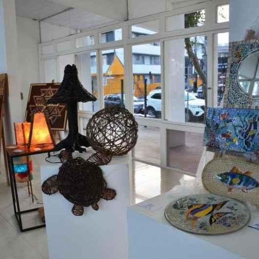 2ª Mostra da Arte de Caraguatatuba segue em exibição até este sábado (18)