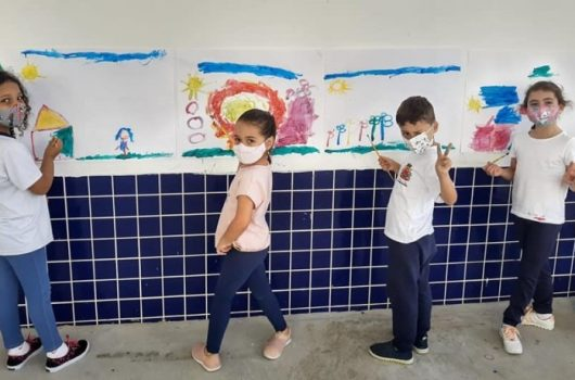 Educação de Caraguatatuba amplia tempo de permanência dos alunos nas escolas municipais