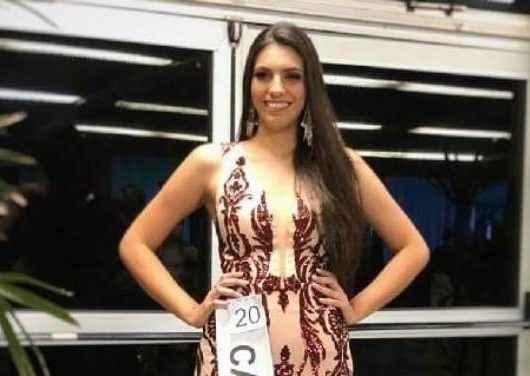 Modelo de Caraguatatuba ganha título de Miss São Paulo Teen 2021