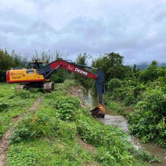 Região Sul segue com manutenções preventivas pela Prefeitura de Caraguatatuba