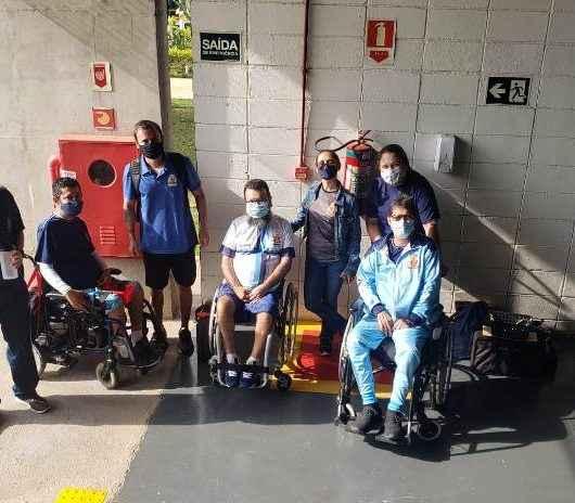 Caraguatatuba conquista vaga no Campeonato Brasileiro de Bocha Paralímpica pela 1ª vez