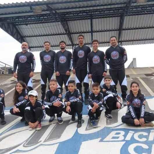 Caraguatatuba sobe ao pódio na 2ª etapa do Campeonato Paulista de Bicicross