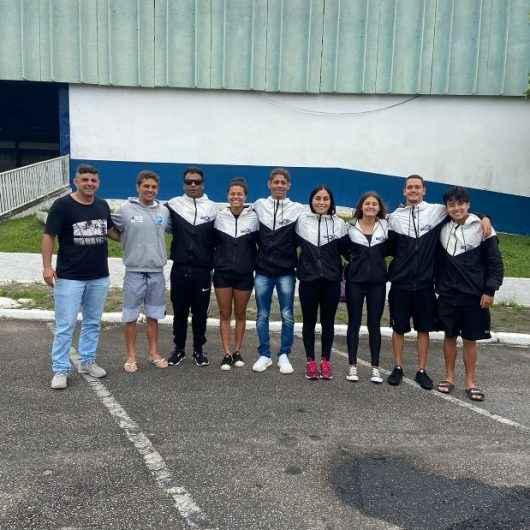 Equipe de Caraguatatuba domina Campeonato Brasileiro de Águas Abertas