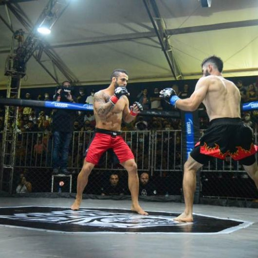 Com muita emoção, MMA Tour Internacional entra para história de Caraguatatuba