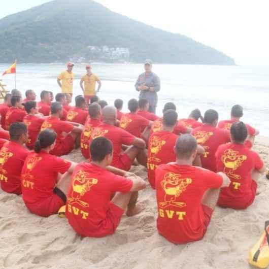 Inscrições das 20 Guarda-Vidas do Estado para Caraguá terminam dia 31 de outubro