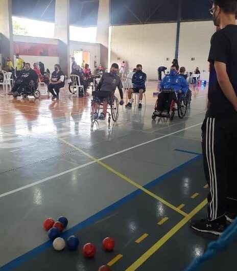 Pela 1ª vez, Caraguatatuba participa do Campeonato Brasileiro de Bocha Paralímpica