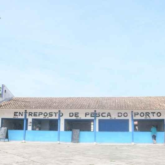 Entreposto de Pesca do Porto Novo e Travessa, em Caraguatatuba, ganham nova iluminação