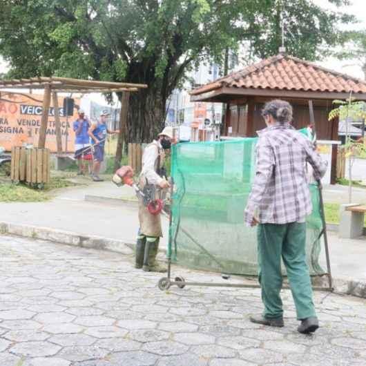 Prefeitura de Caraguatatuba convoca mais bolsistas do PEAD para atuar na manutenção urbana