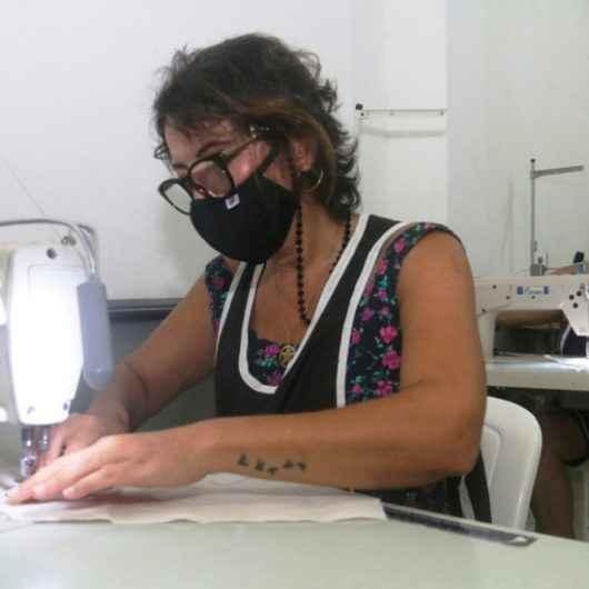 Fundo Social de Caraguatatuba realiza curso de Iniciação à Costura